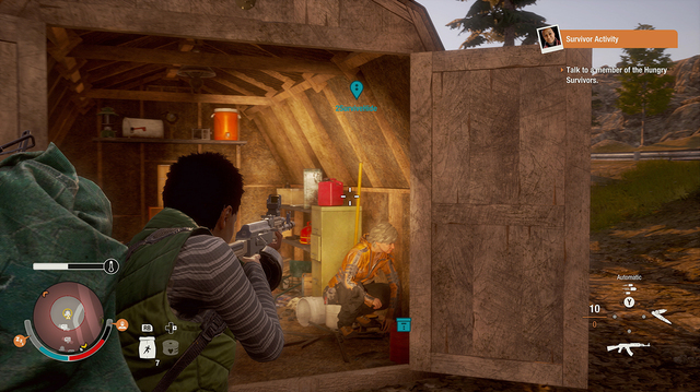 Andy's Base Has Gone to Heck in State of Decay 2 Co-op Gameplay