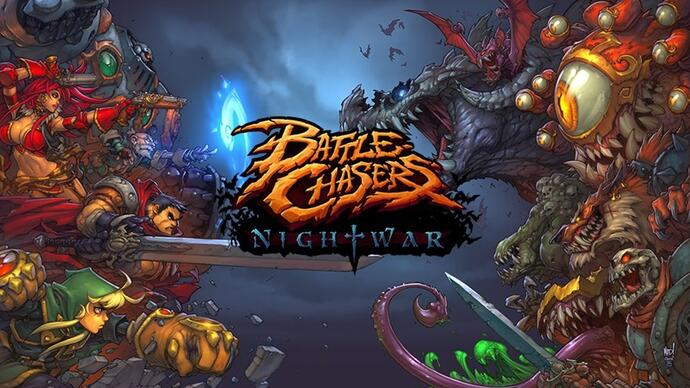Battle Chasers: Nightwar si mostra in un video gameplay su NintendoSwitch