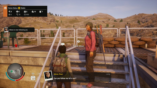 We 'Rescue' a Survivor in State of Decay 2 Gameplay