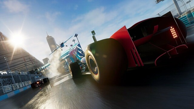 We Drive an F1 Car in The Crew 2 Gameplay