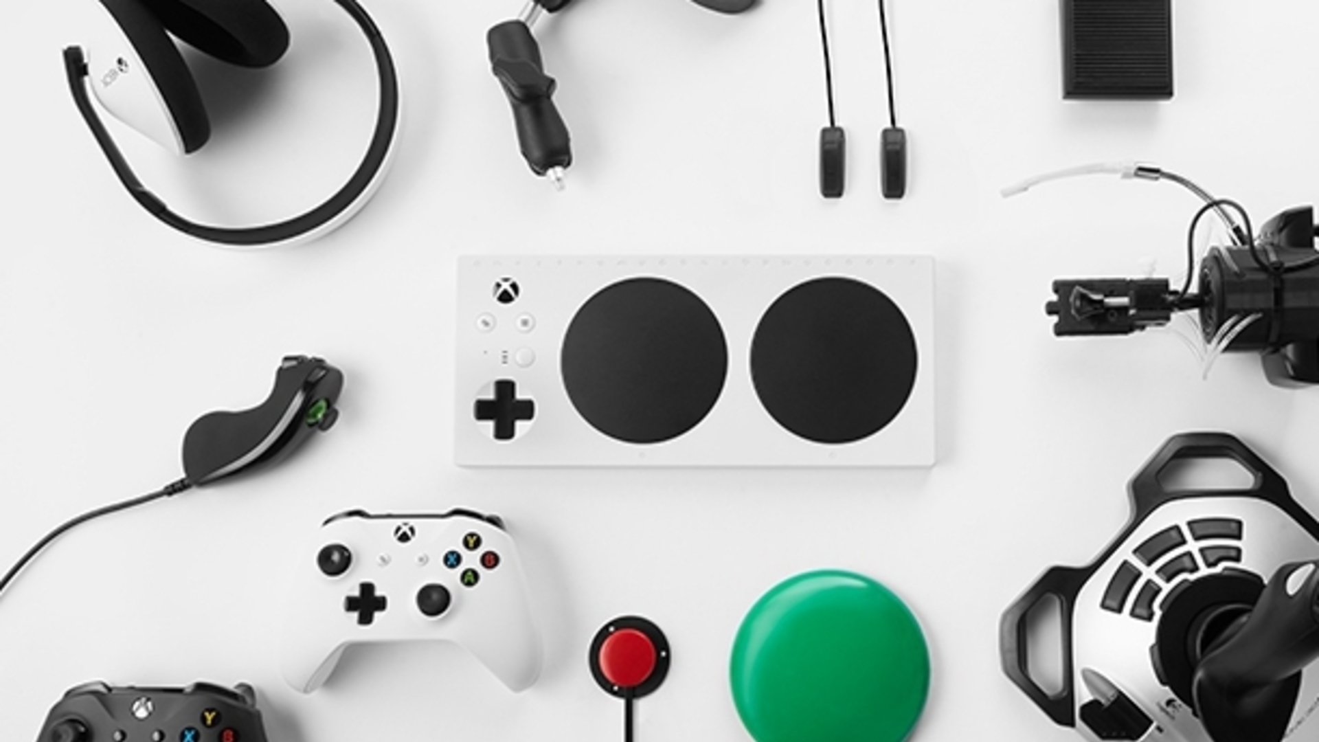 Image result for Xbox Adaptive Controller 1920x1080