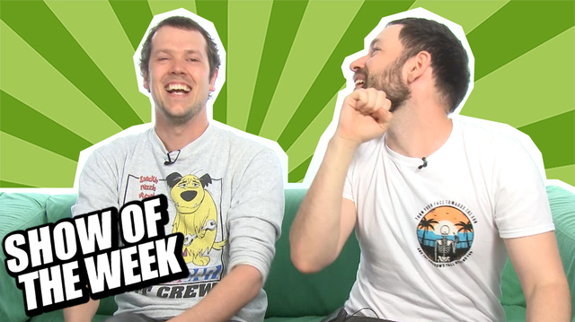 Show of the Week: Street Fighter Collection and Jane's Obscure Character Challenge