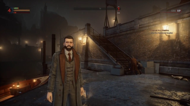 We Hunt New, Better Vampire Clothes in First Hour of Vampyr Gameplay