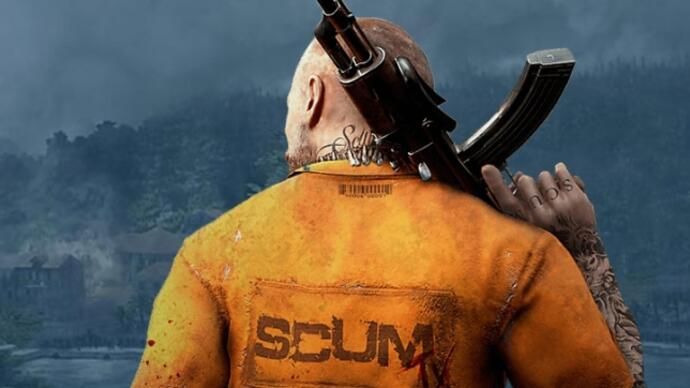 Devolver's multiplayer prison survival gameshow Scum launches on Steam Early Access inAugust