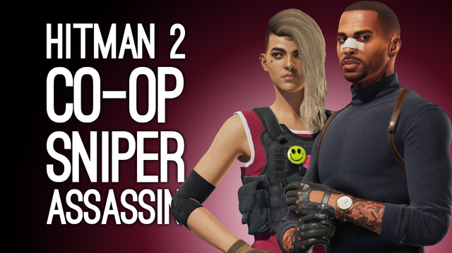 Hitman 2 Adds Co-op Preview with Sniper Assassin Pre-Order Mode