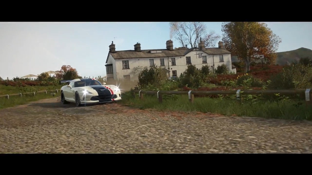 We Go on a British Country Drive in Forza Horizon 4 Gameplay