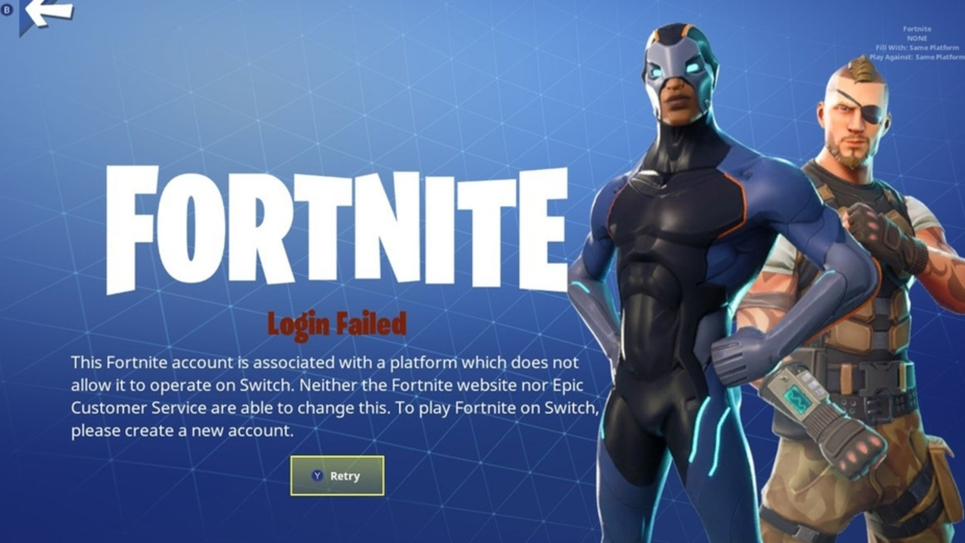 Fortnite Blocks You Playing On Switch If Youve Already Logged In Three Way Switches Without Daisychaining The Lights2switchswitch Ps4