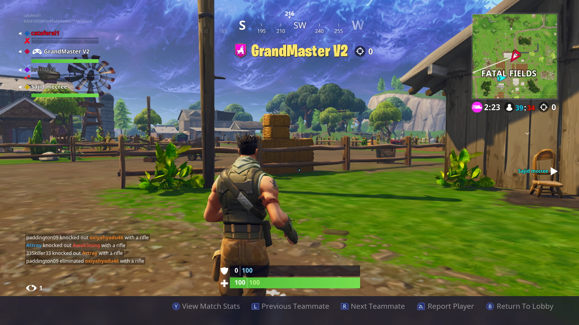 f9bc588ada9fa Fortnite's Switch port is impressive - but frame-rate could be ...