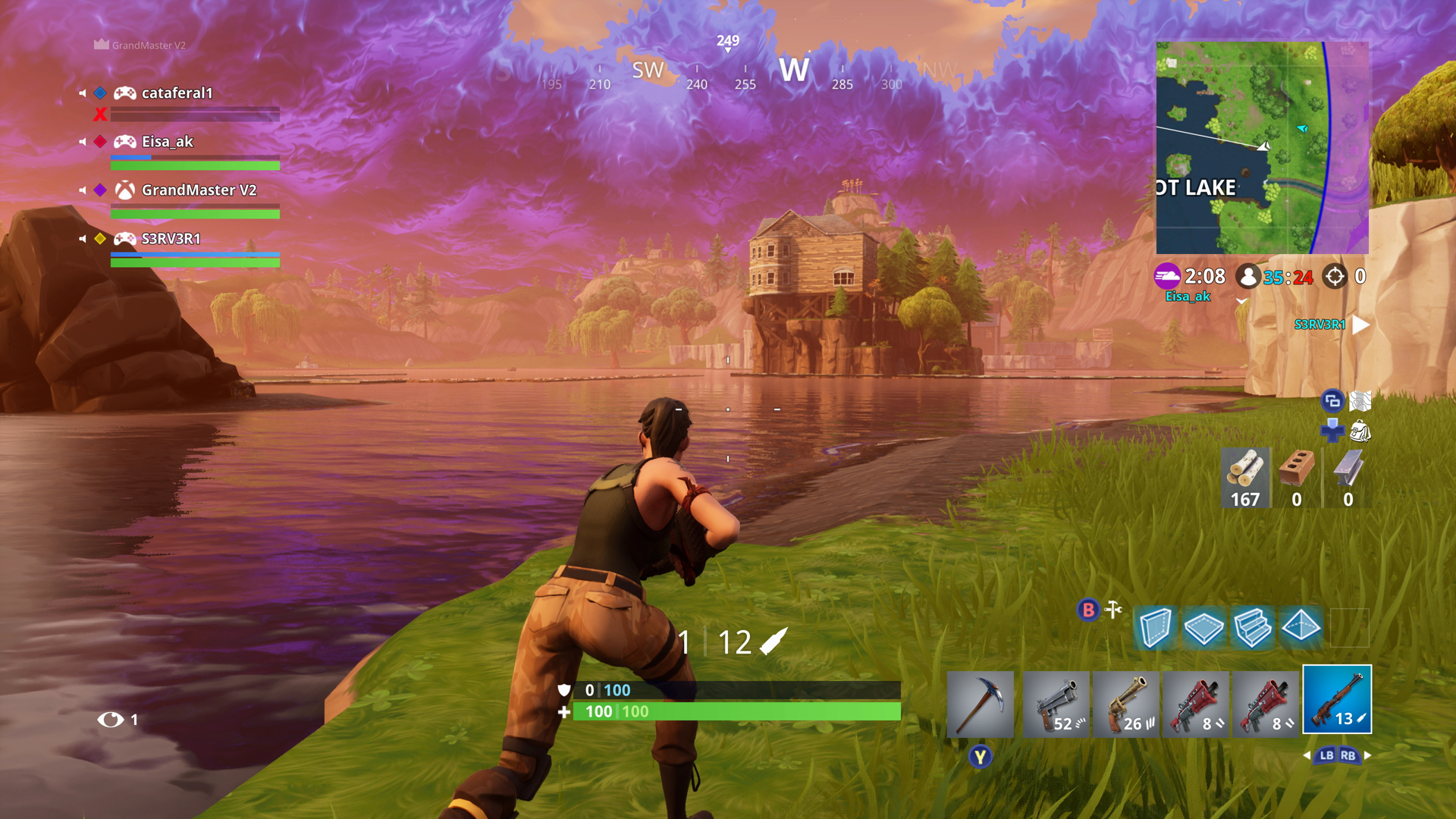 neat visual touches like xbox one x s screen space reflections are given the chop on nintendo s system too note there s no reflection of the house in the - fortnite screen tearing nvidia