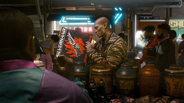 6 Reactions We Had to Cyberpunk 2077 Gameplay at E3 2018