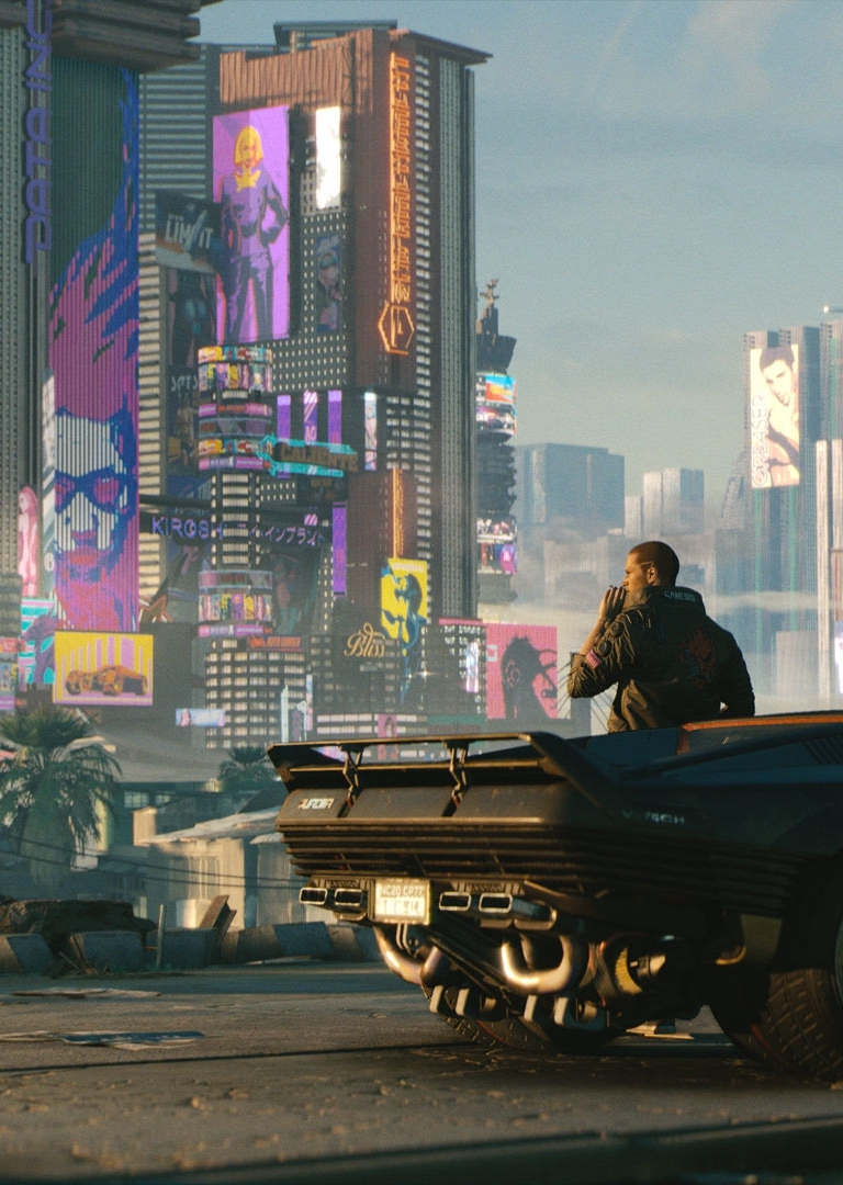The blood, sweat and tears behind Cyberpunk 2077