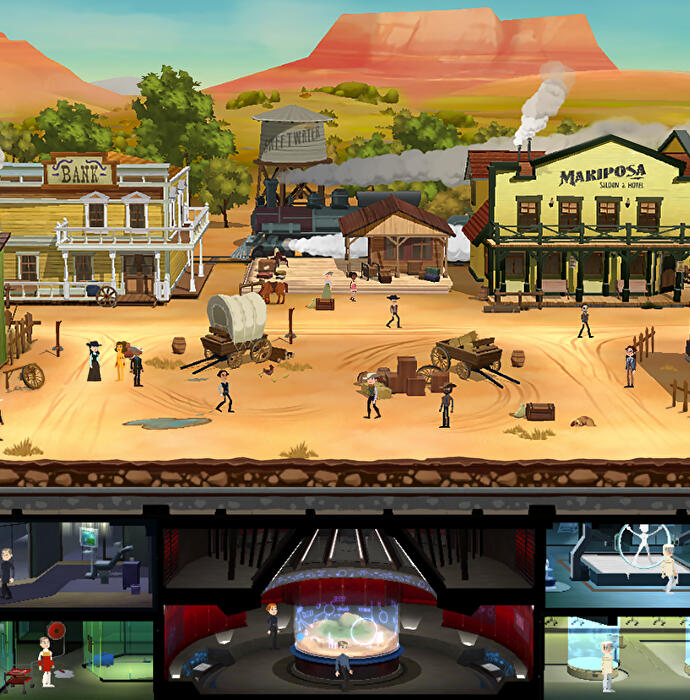 Report Bethesda Sues Warner Bros Claims Westworld Game Uses