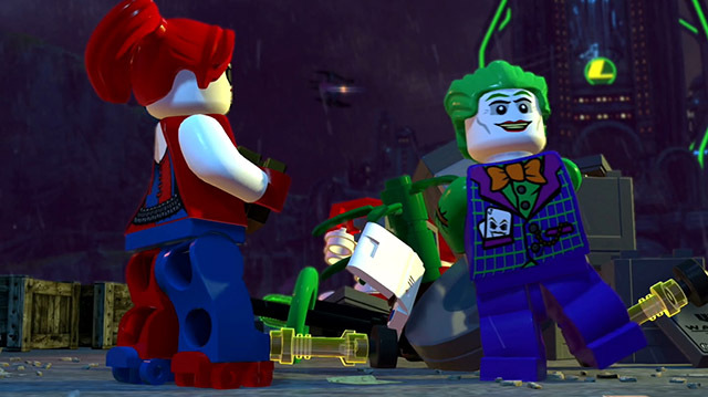 Villainy Abounds in Lego DC Super-Villains Gameplay