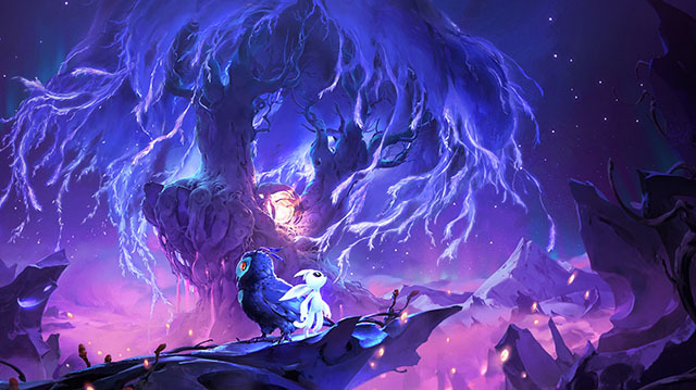 We Jump, Scamper and Burrow Our Way to Glory in Ori and the Will of the Wisps