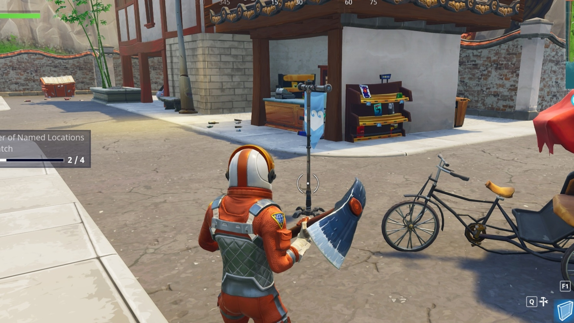 Fortnite Named Locations How To Visit The Centre Of Named Locations