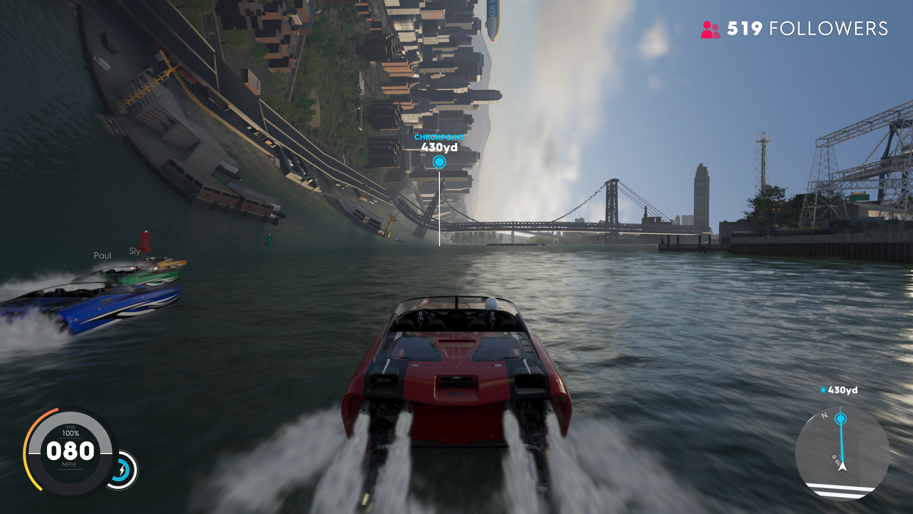The Crew 2 takes Forza Horizon's concept and ramps up the scale