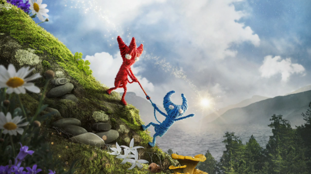 Unravel 2 Gameplay Adds Blue Yarny, Co-op Puzzling