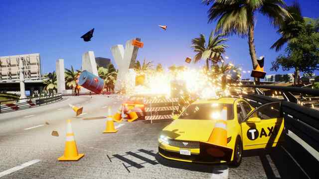 Danger Zone 2 is Burnout Crash Mode in All But Name