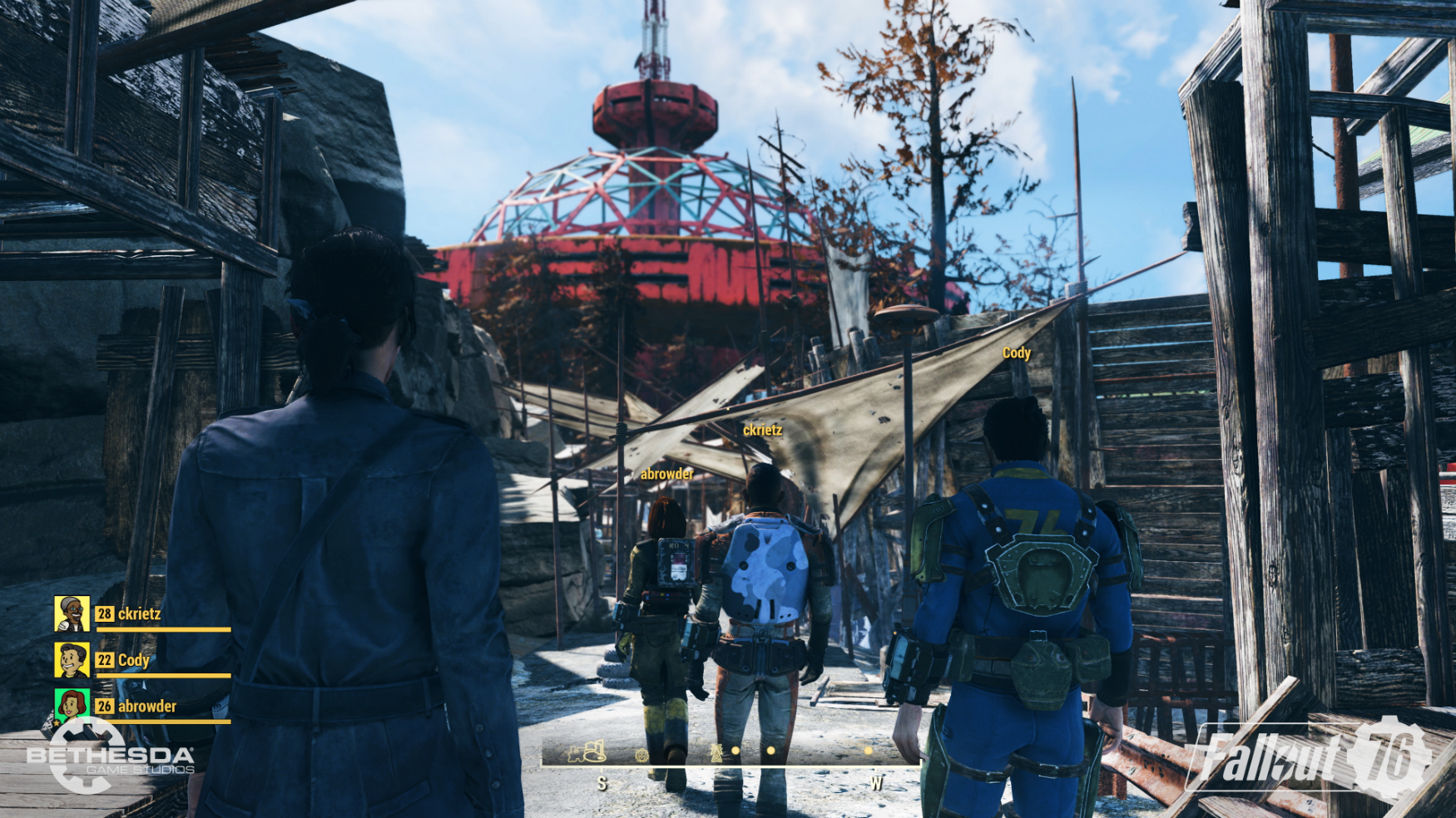 Fallout 76 and the thrill of 'stranger danger' | GamesIndustry biz
