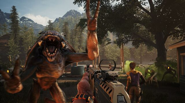 Co-op Shooter Earthfall Attempts Left 4 Dead But With Aliens