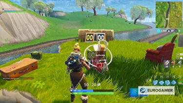 Pigeons In Fortnite Fortnite Clay Pigeon Locations Where To Find Clay Pigeon Shooting At Different Locations Eurogamer Net