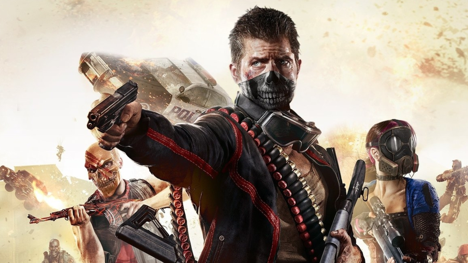 Superb Free To Play Battle Royale Shooter H1Z1 Leaves PS4 Open Beta At The Start  Of August U2022 Eurogamer.net