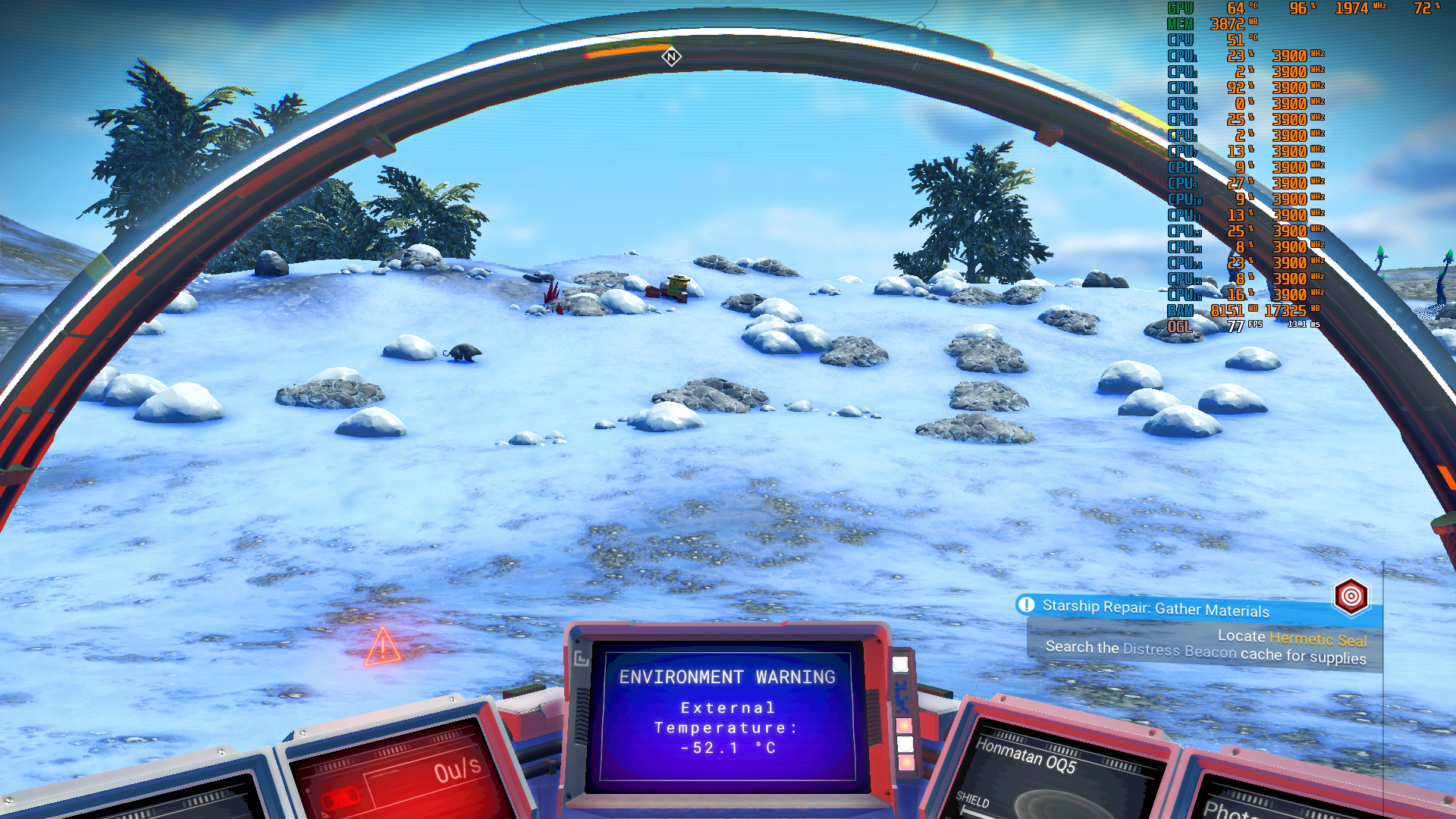 No Man's Sky Next on PC: brilliant visuals but performance is