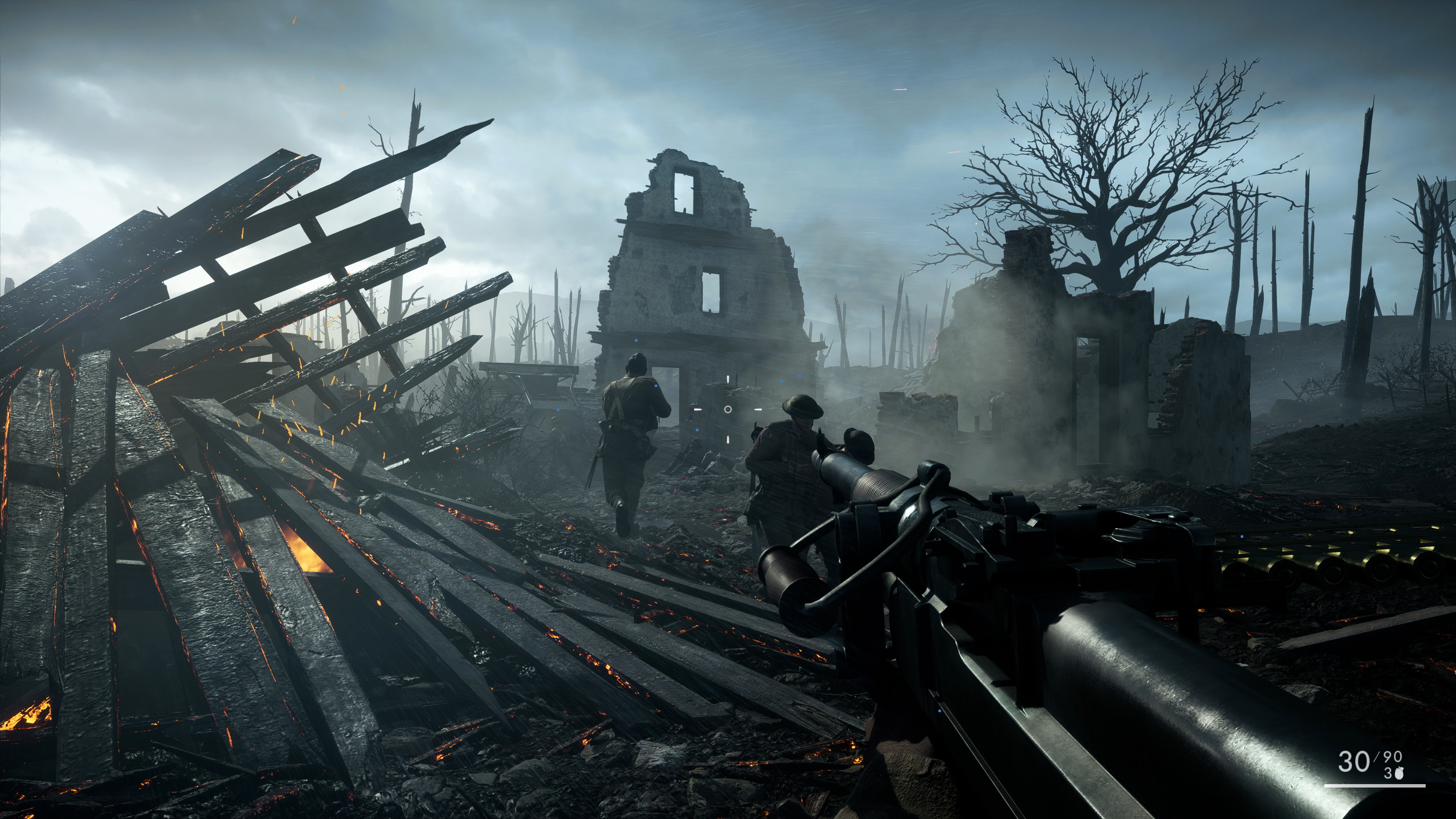 Battlefield 1's Xbox One X patch adds 4K support - but