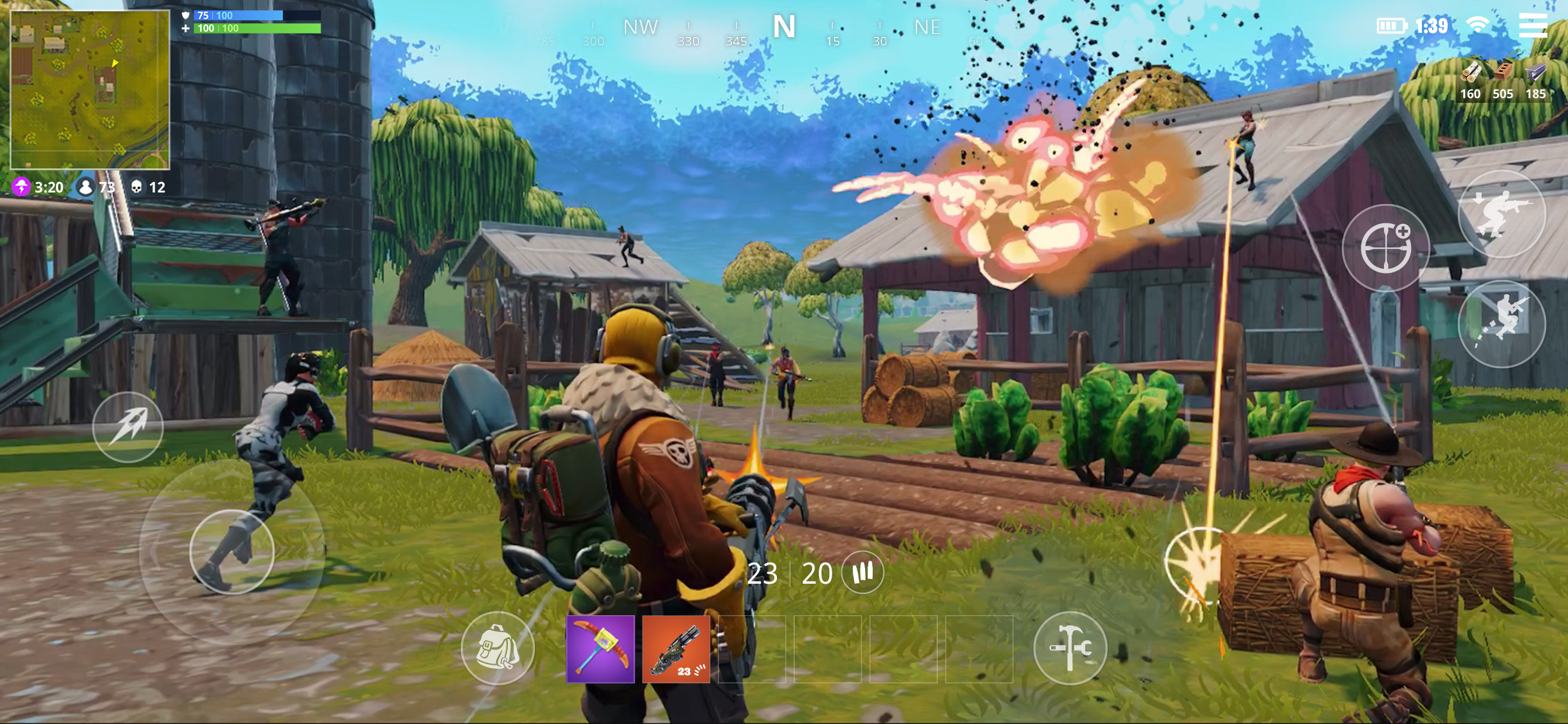 """30% store tax is a high cost,"""" says Sweeney as Fortnite"""