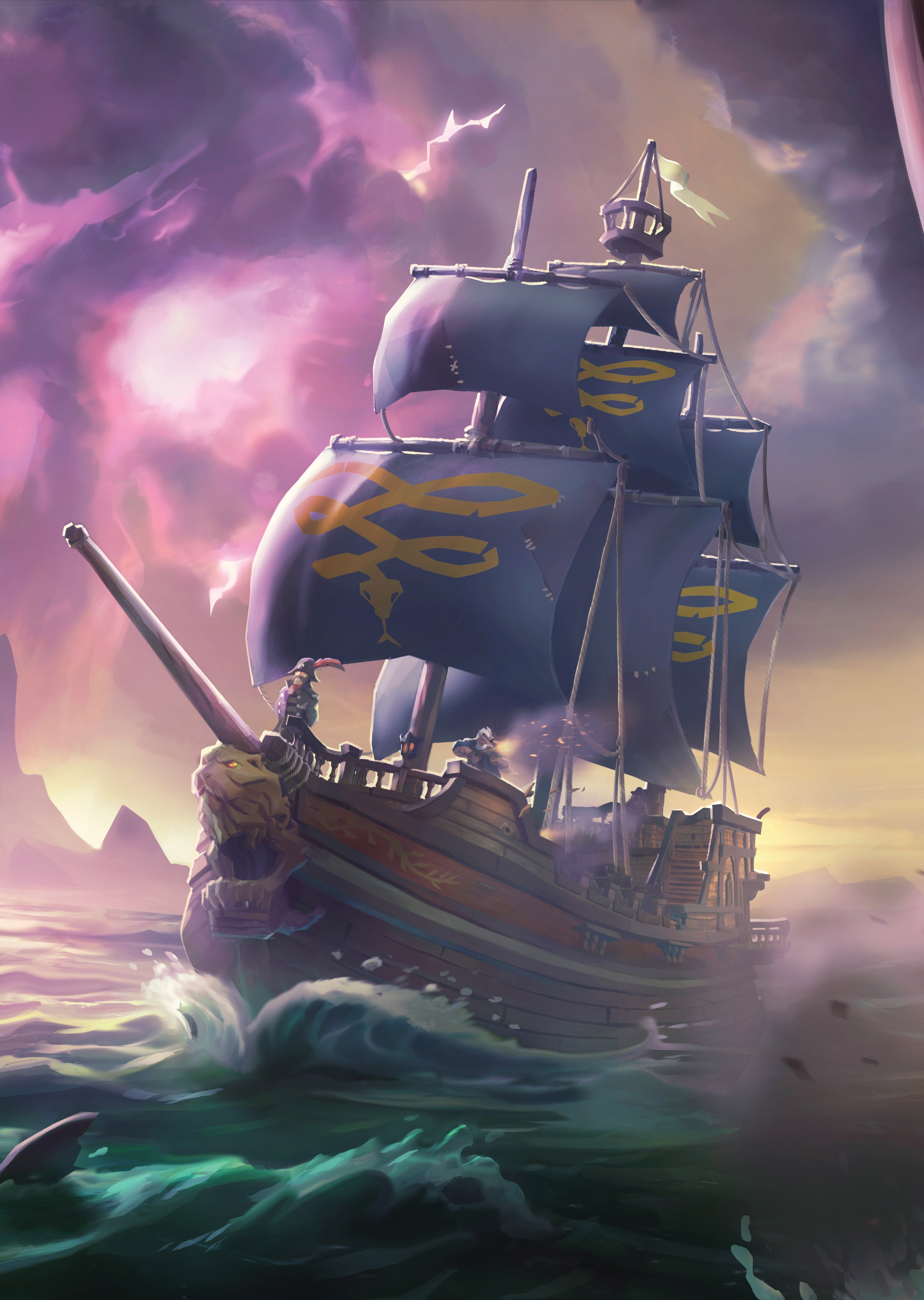 Keeping Sea of Thieves afloat