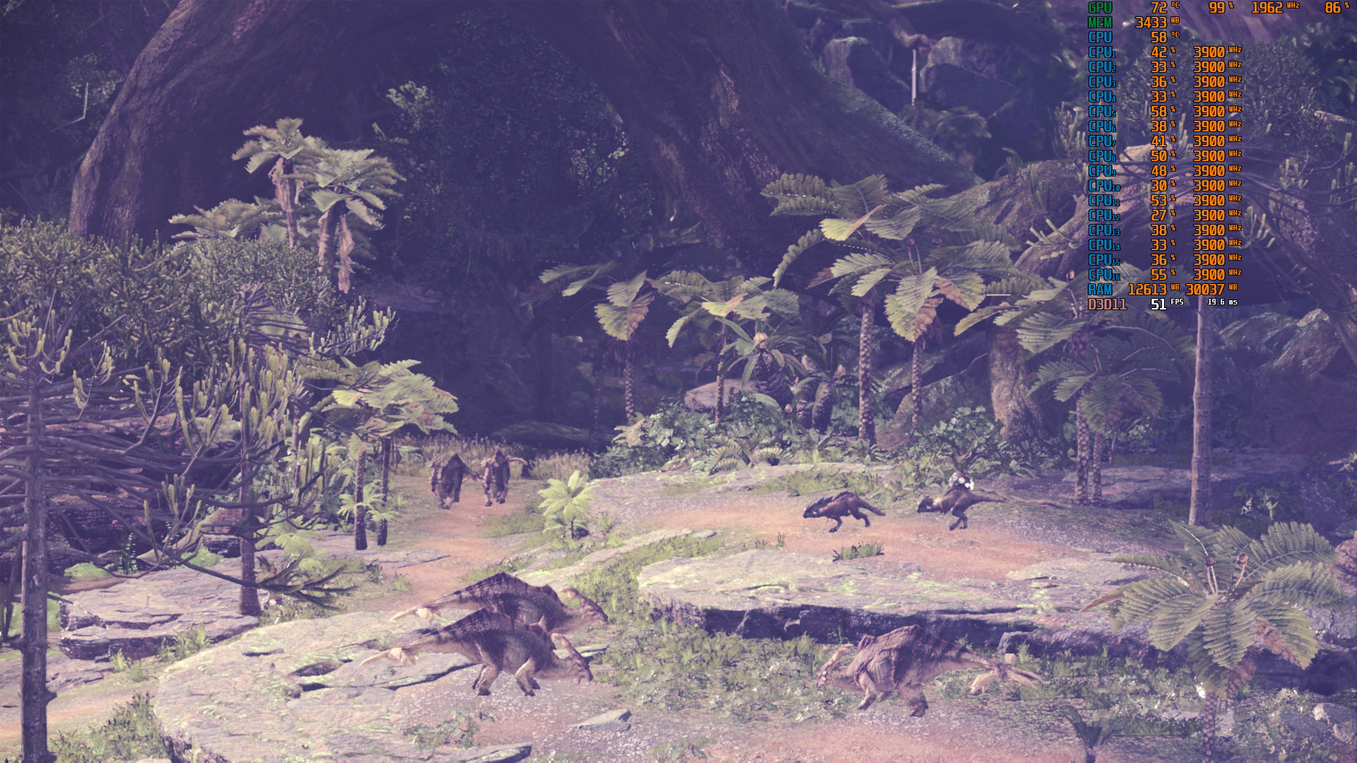What does it take to run Monster Hunter World on PC at 1080p60