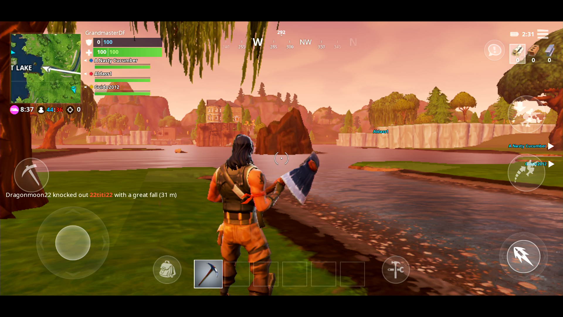 Fortnite mobile head-to-head: Android vs iOS vs Switch