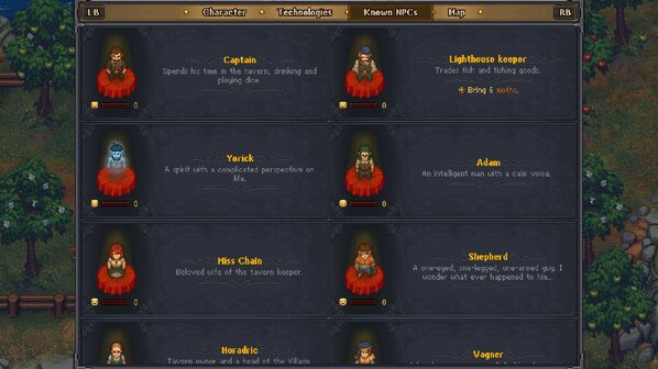 Graveyard Keeper review - a management sim hampered by its