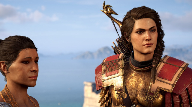 We Fight Actual Medusa in Assassin's Creed Odyssey