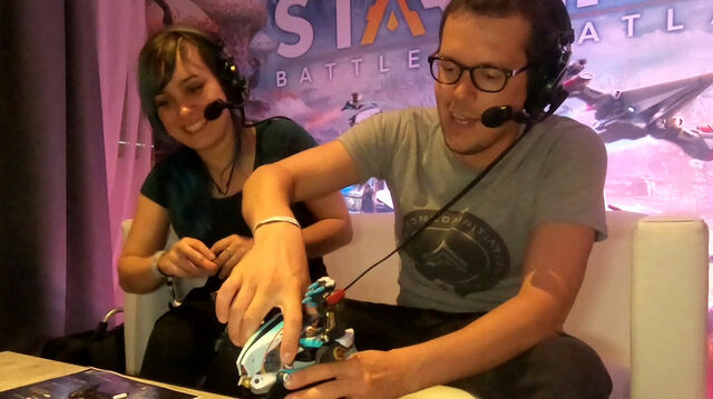 Starlink Battle for Atlas Gameplay is No Man's Skylanders
