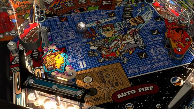Pinball Fx3 Is Getting Tables From The Legendary Williams And Bally Line Eurogamer Net