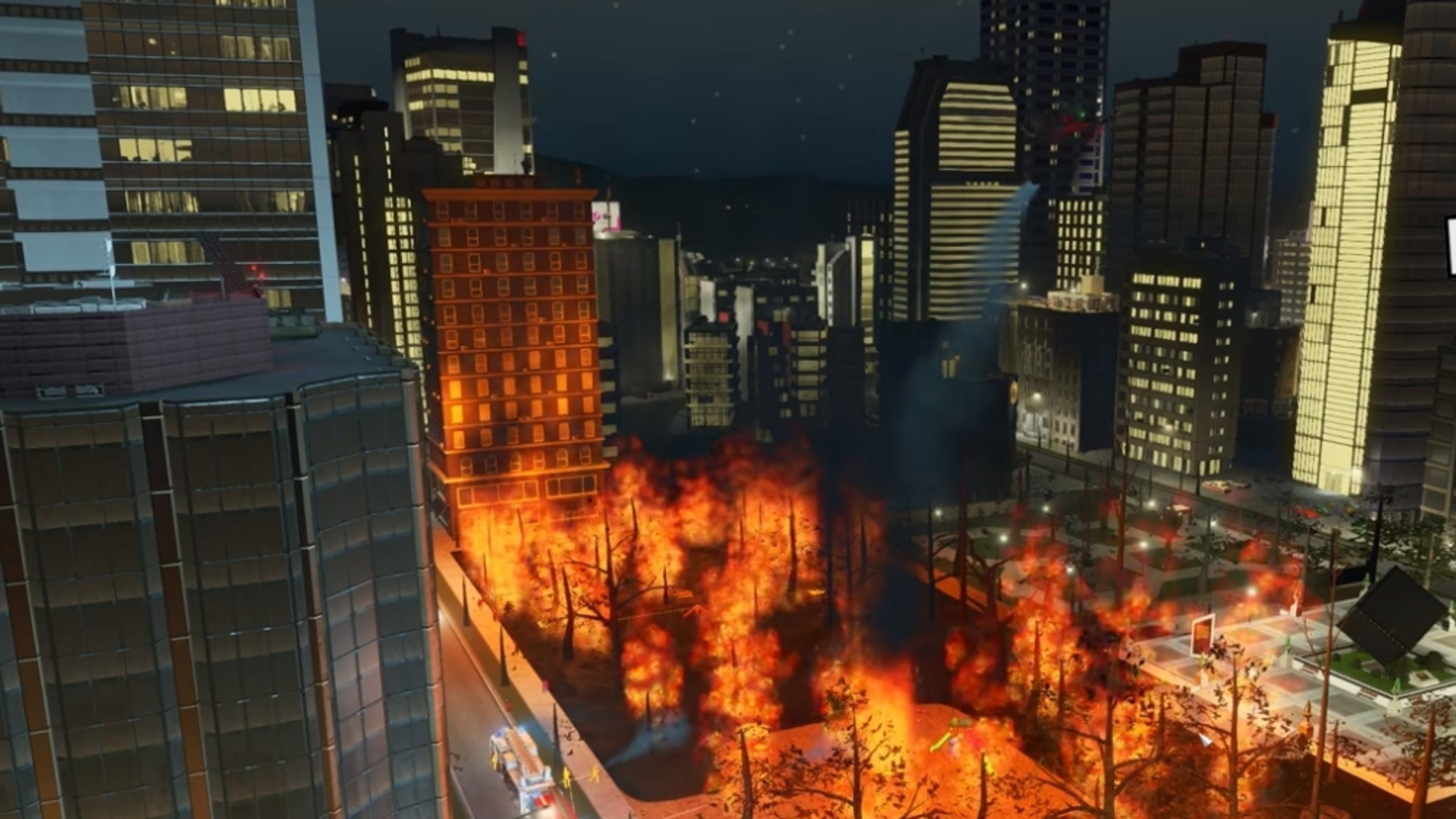 cities skylines for switch has some disappointing performance