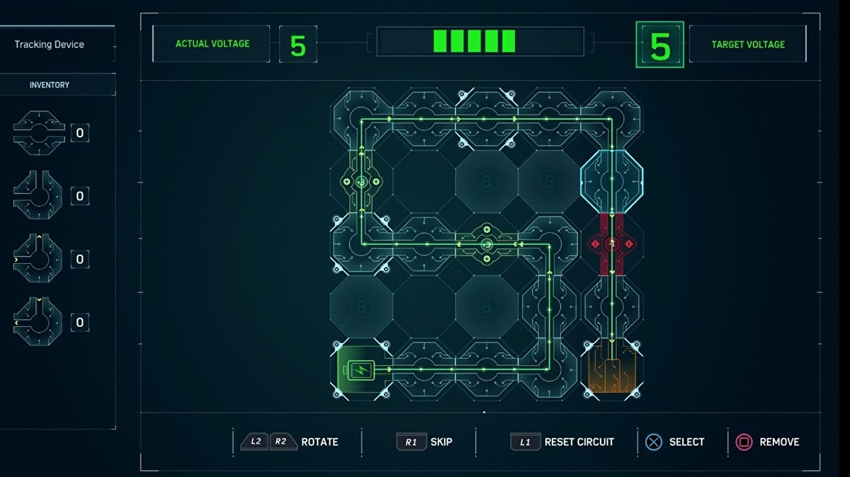 Spider Man Circuit Puzzle And Pattern Puzzle Solutions Octavius Lab Puzzle Solutions A Bit Of A Fixer Upper Trophy And How To Get The Correct Target Voltage Eurogamer Net