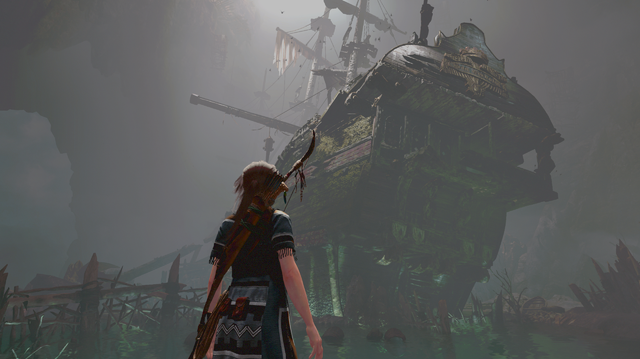 We Discover Spooky Spanish Galleon in Shadow of the Tomb Raider