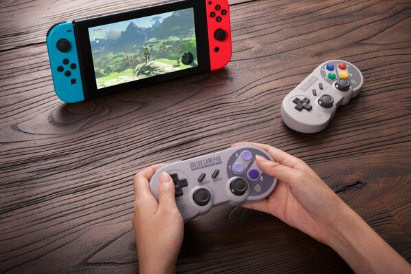 The Best Switch Compatible Wireless Nes Controllers Eurogamer Net