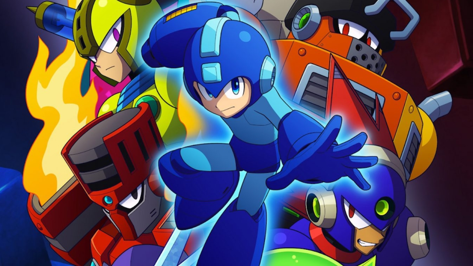 mega man 11 review pitch perfect revival for an 80s classic