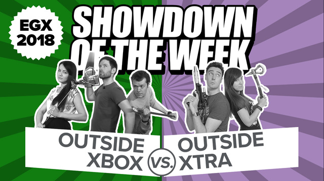 Outsides Xbox and Xtra Clash in Showdown of the Week 2018