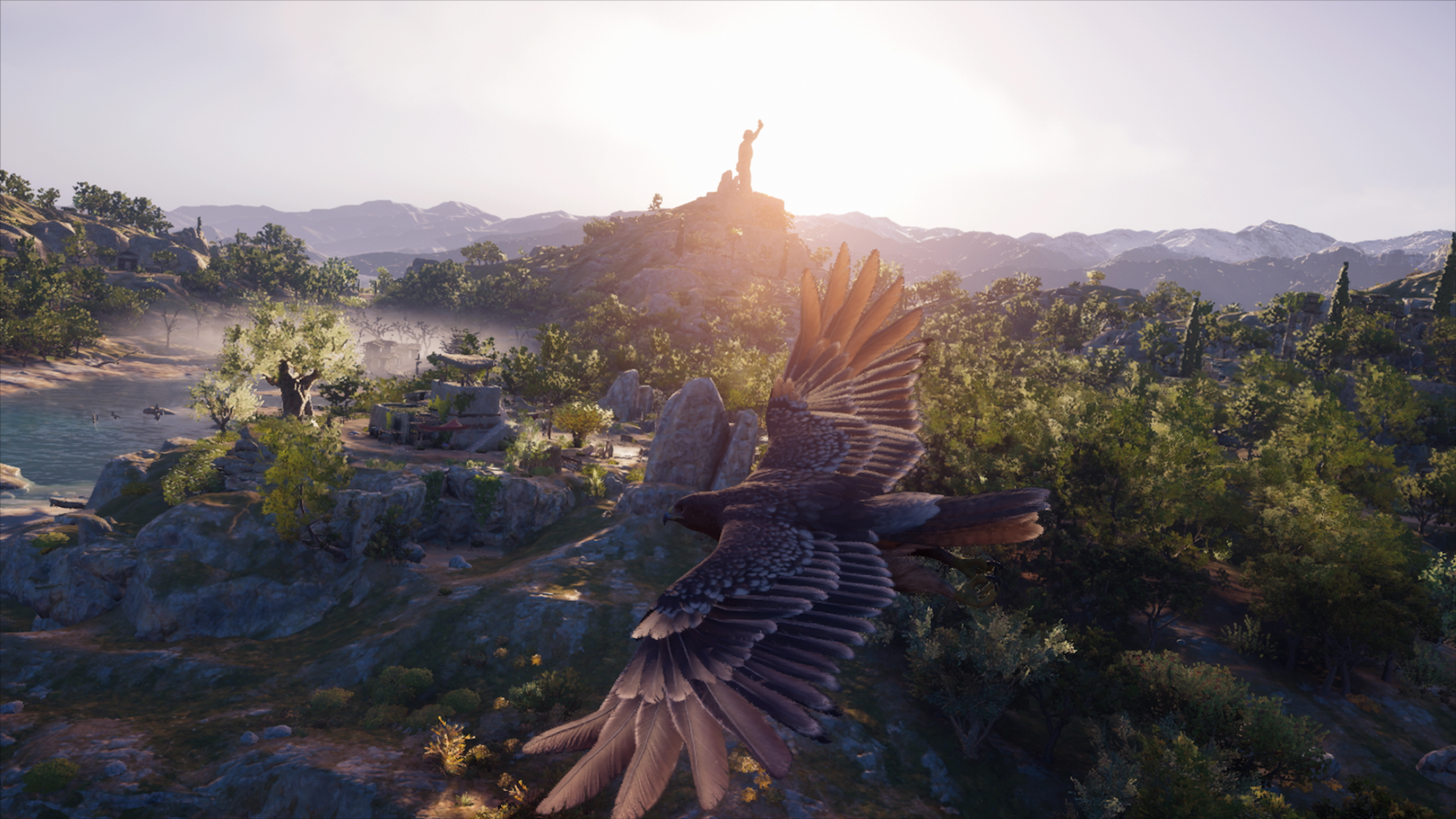 Why Assassin's Creed Odyssey is best played on PS4 Pro and
