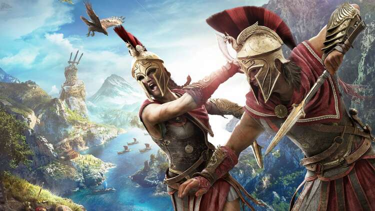 Assassin S Creed Odyssey Physical Sales Down 25 On Origins