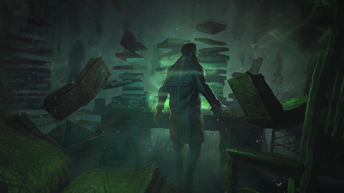 Games really need to fall out of love with Lovecraft
