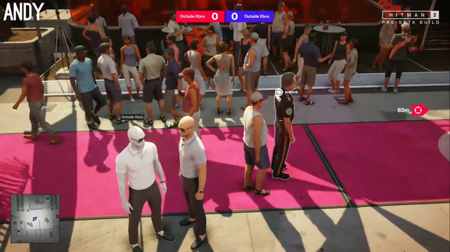 Hitman 2 Ghost Mode Adds Multiplayer, Wrecks Friendship