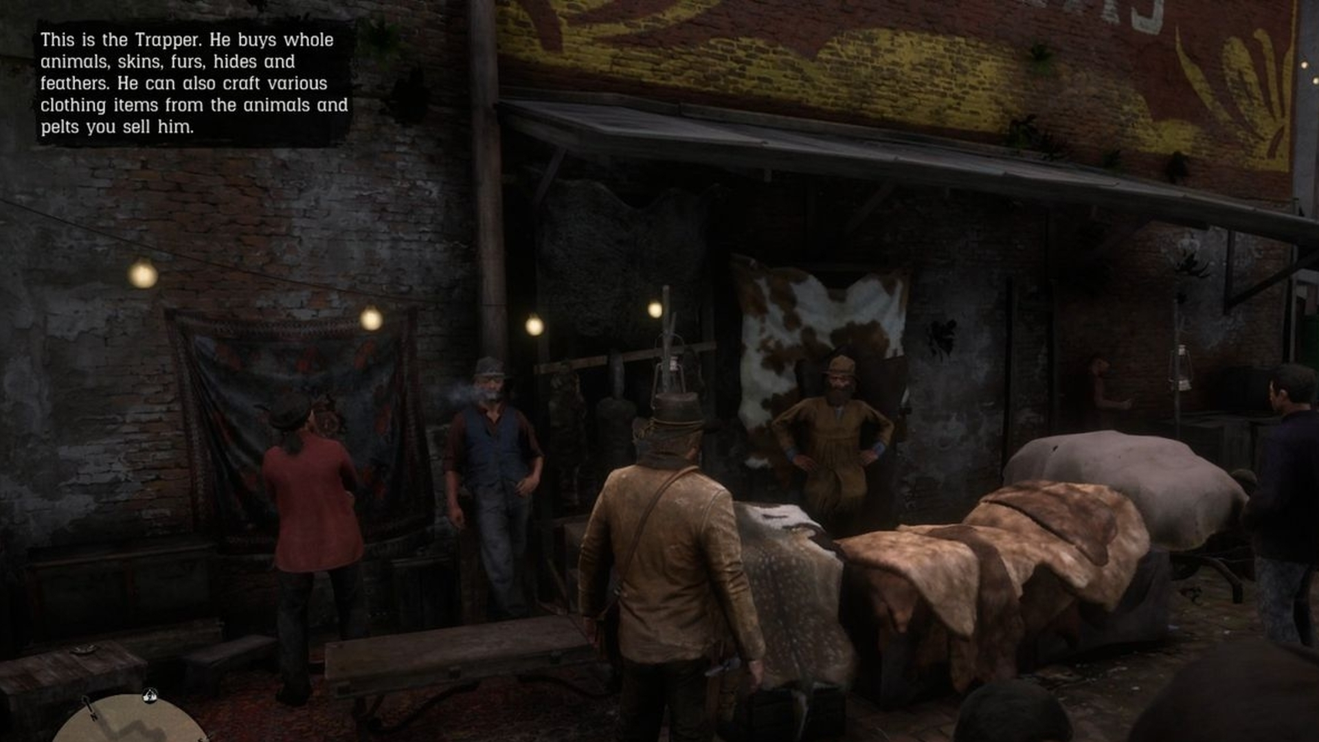 Red Dead Redemption 2 Trapper Locations Where To Find The Trapper
