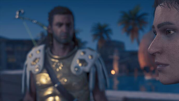 Assassin's Creed Odyssey's second live Epic Mercenary event has also beencancelled