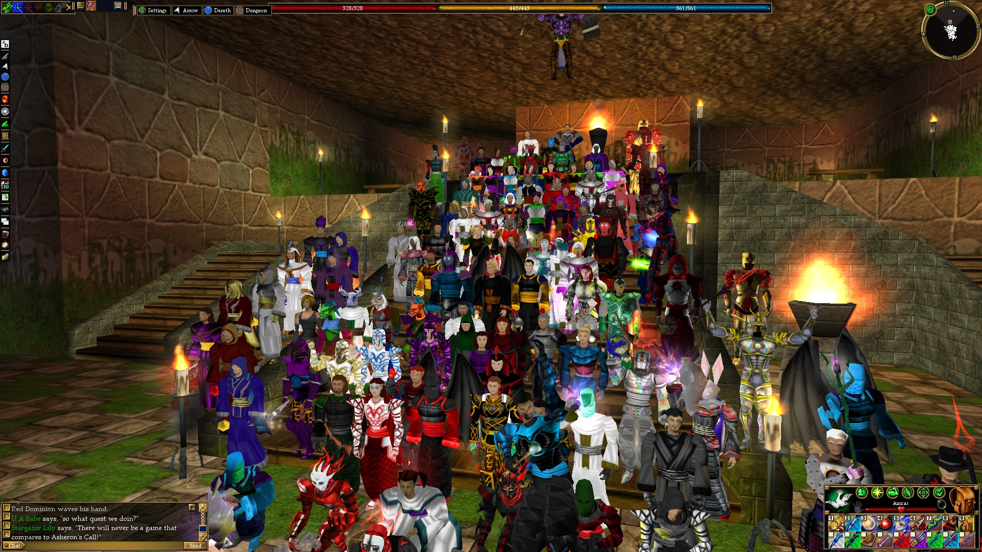 Back from the dead: The people keeping old MMOs alive