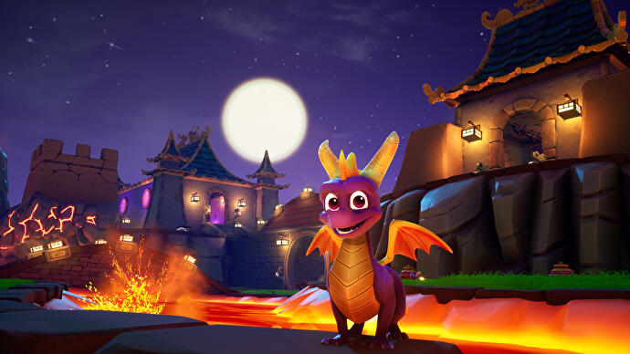 Spyro Reignited Trilogy review - a gorgeous remaster that's